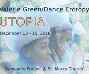Valerie Green Dance Entropy UTOPIA