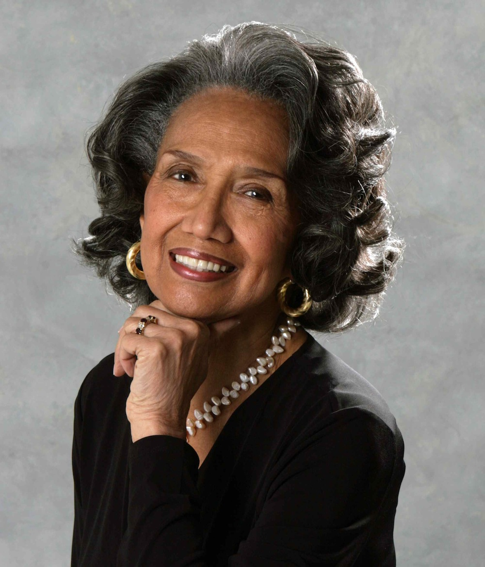 Joan Myers Brown, founder of Philadanco!
