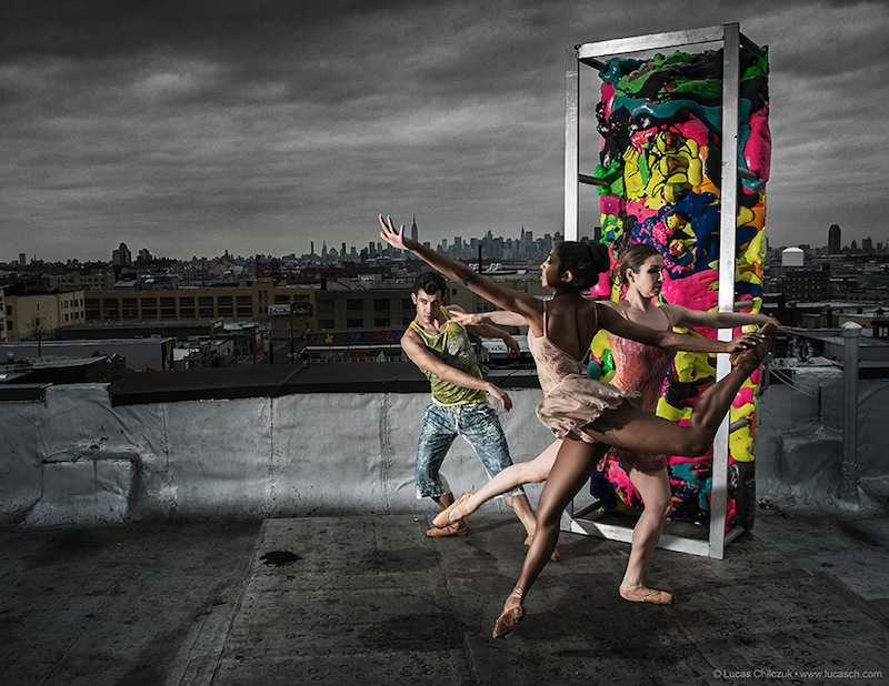 Dancers of Brooklyn Ballet