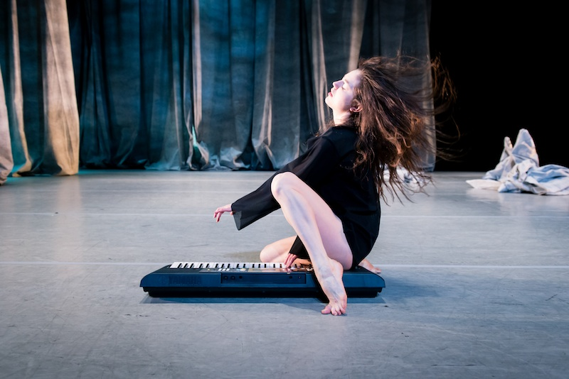 Compagnie Marie Chouinard's Gymnopedies. Photo by Danielle McGarry.