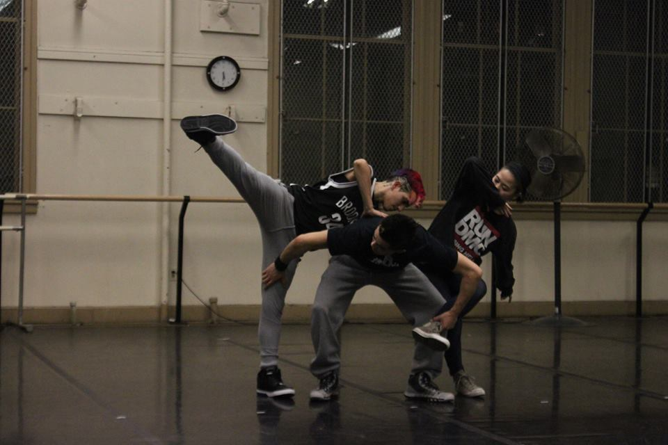 Hunter College's Open Rehearsal featuring Decadancetheater