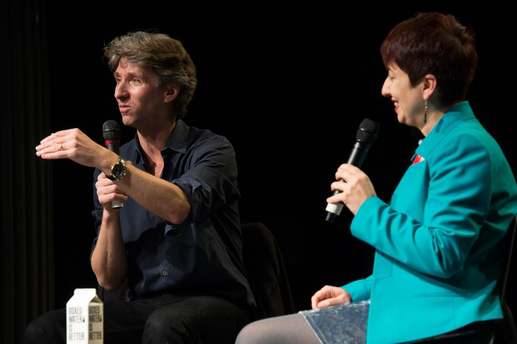 Damian Woetzel speaks with Afa Dworkin