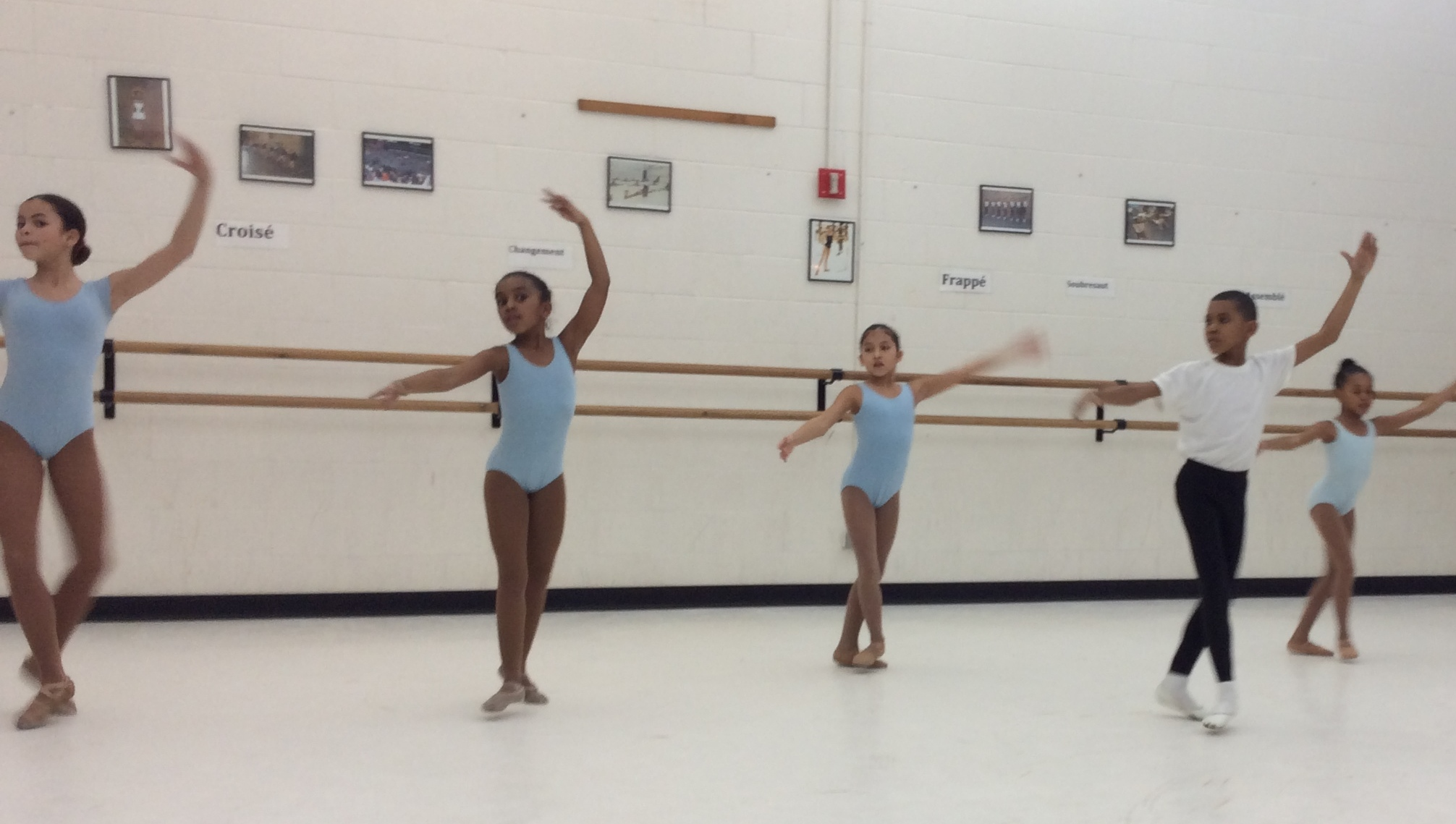 Ballet etudes robert long baixar