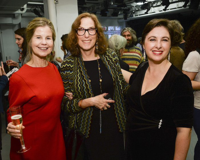 Deirdre Towers, Anabella Lenzu attend the event