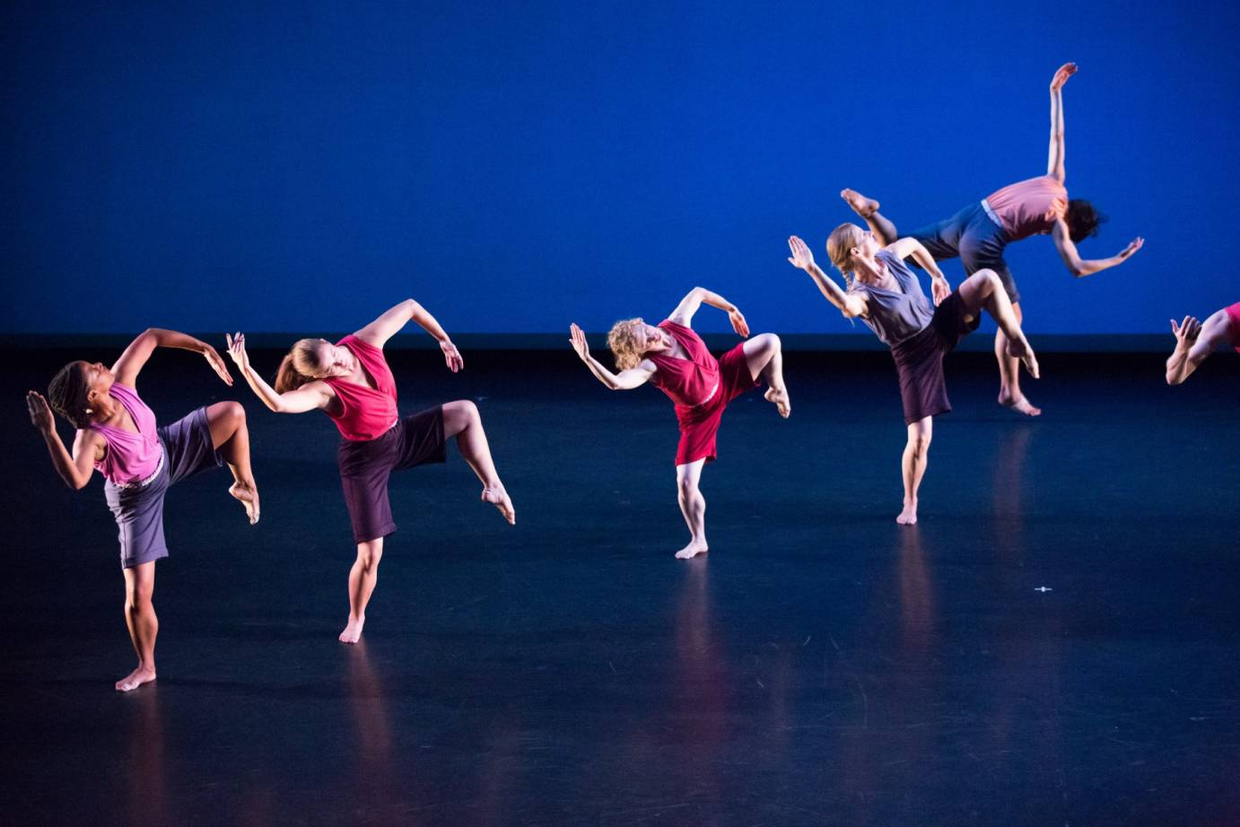 Mark Morris Dance Group in Words. Photo: Ani Collier