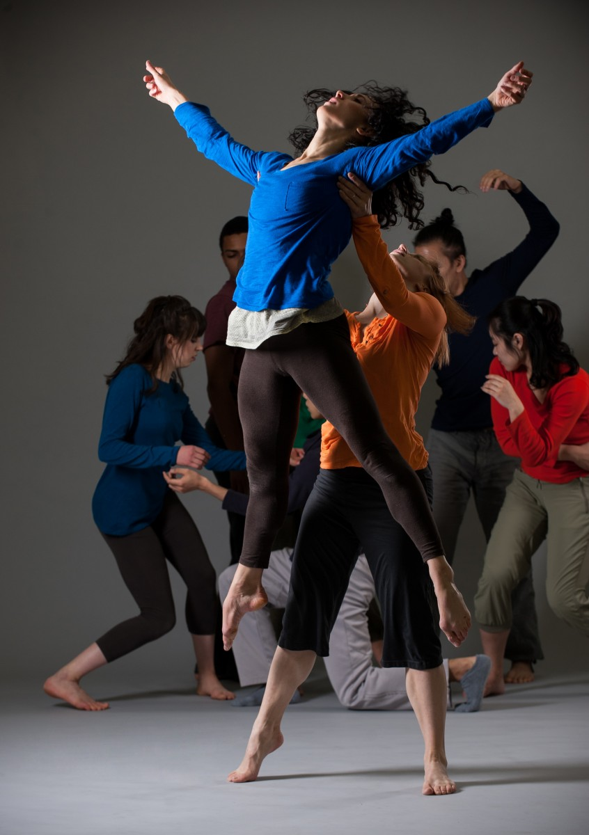 Kun-Yang and Dancers in Belonging.