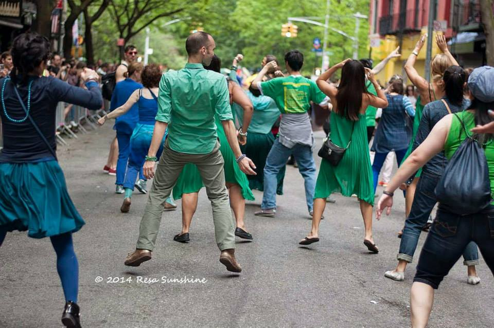 The Shakedown Dance Collective at Dance Parade