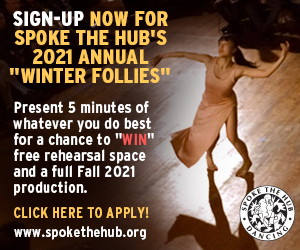 Spoke the Hub Winter Follies Join Now!